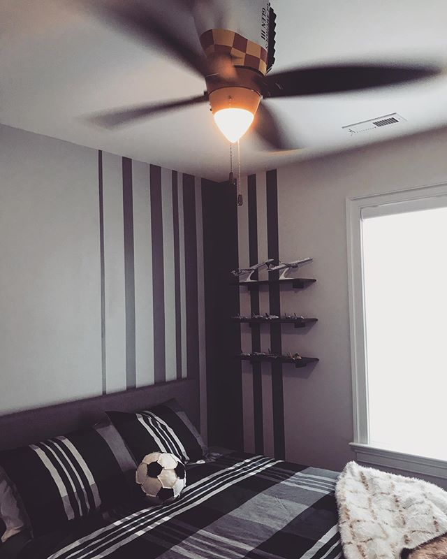 Kids deserve cool rooms, too! Design for the YOUTH! #residentialdesign #interiorstyling #freelancedesigner #rvadesign