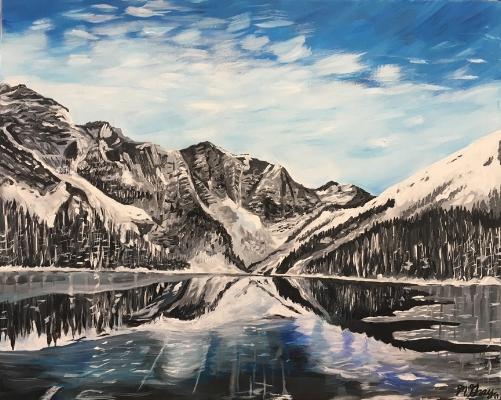 Taylor Lake, BC