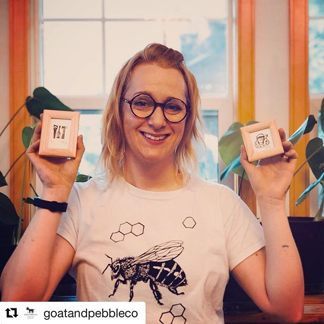 #Repost @goatandpebbleco with @get_repost ・・・ Extra extra, read all about it!! For those of you that haven't heard - I have been selected as 1 of 10 art ambassadors to represent @bcculturedays this year!  I will be hosting a block-printing workshop in Fort Langley in Gasoline Alley by @republicaroasters on September 28th.  Want to participate with your own activity? Send me a message! More information coming soon! . . . #bcculturedays #fortlangley #culture365 #handson #collectivecreation #discussion #handmade #art #langley #excursion