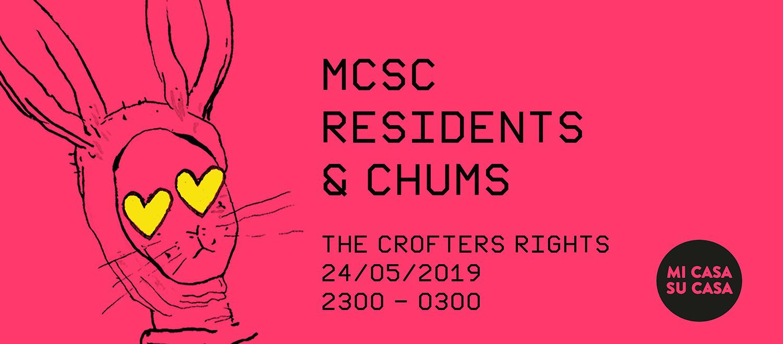 MSCS Residents & Chums