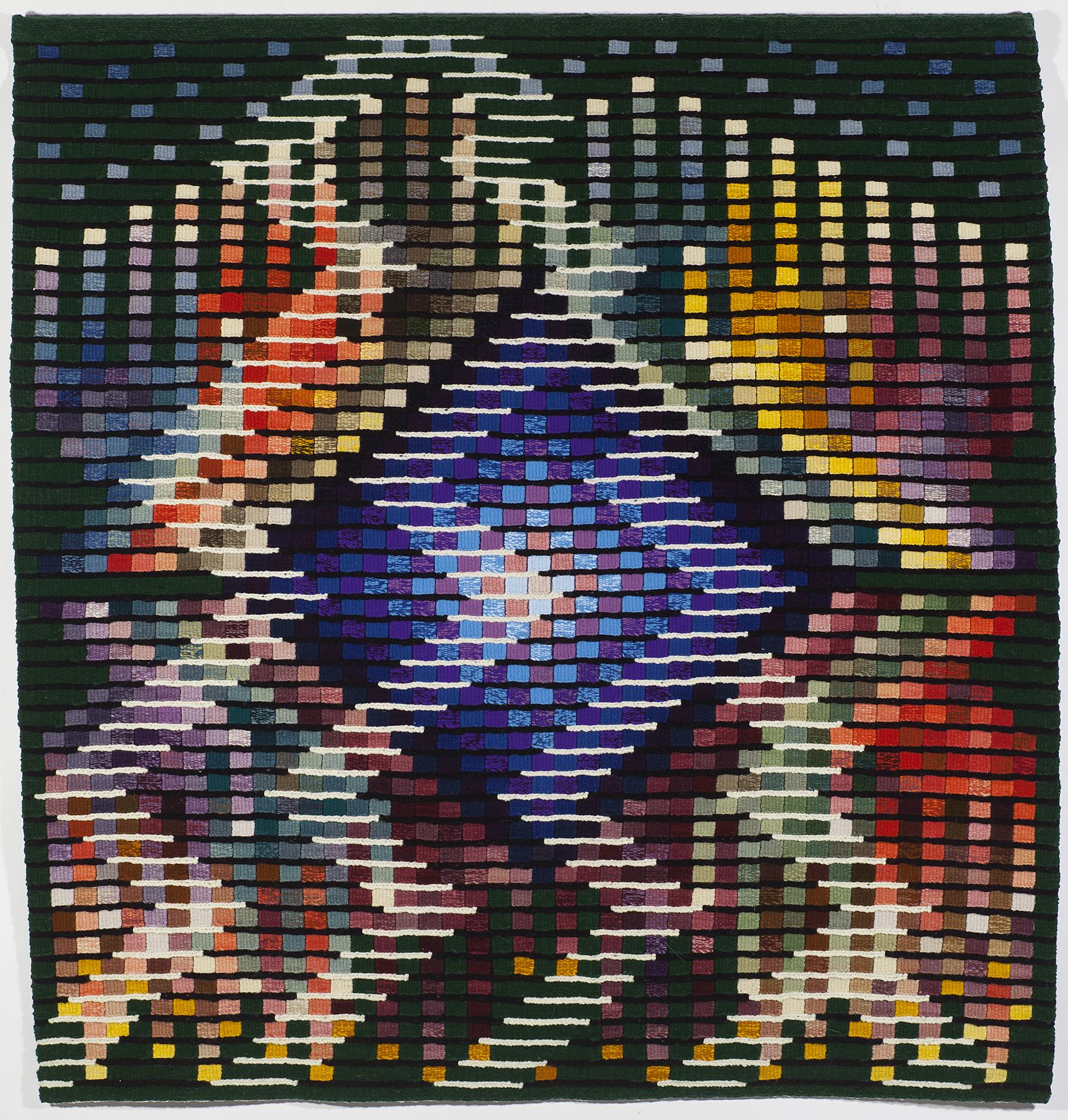 David Johnson - D. Johnson 2015 Universal Prayer Rug.jpg