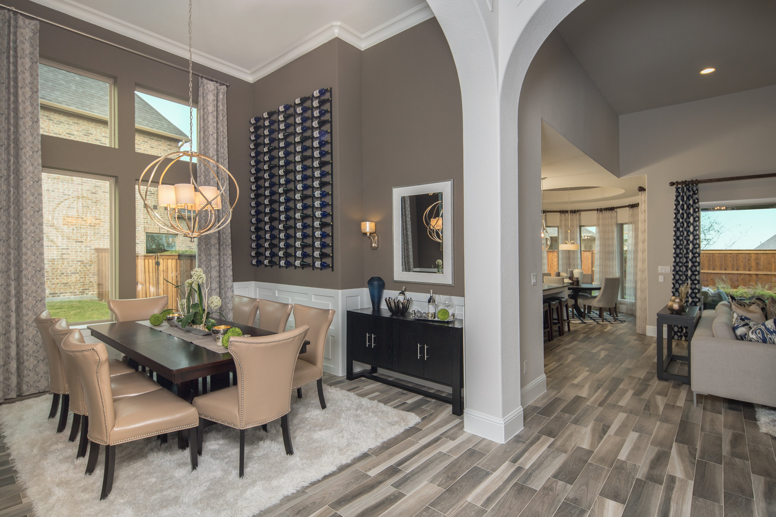 Dining Room | Linfield Design