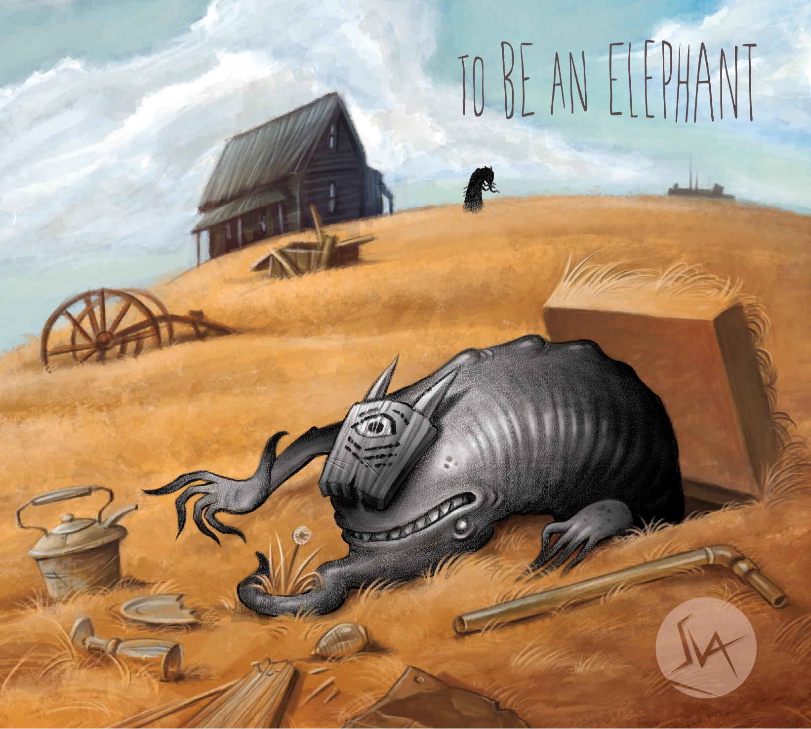 SVA - 'TO BE AN ELEPHANT' ON ALL DIGITAL PLATFORMS