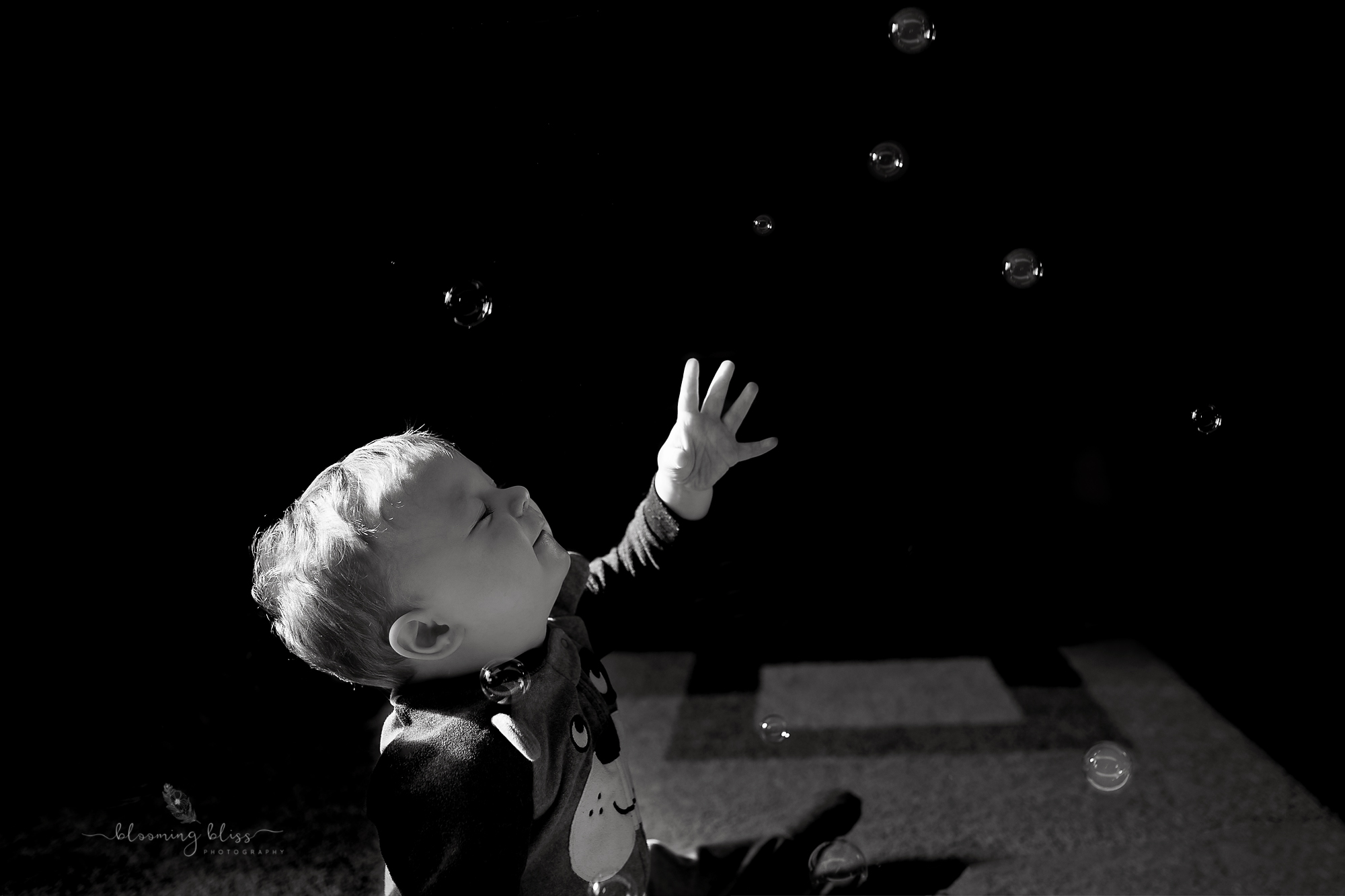 DAY 24 - CATCHING BUBBLES