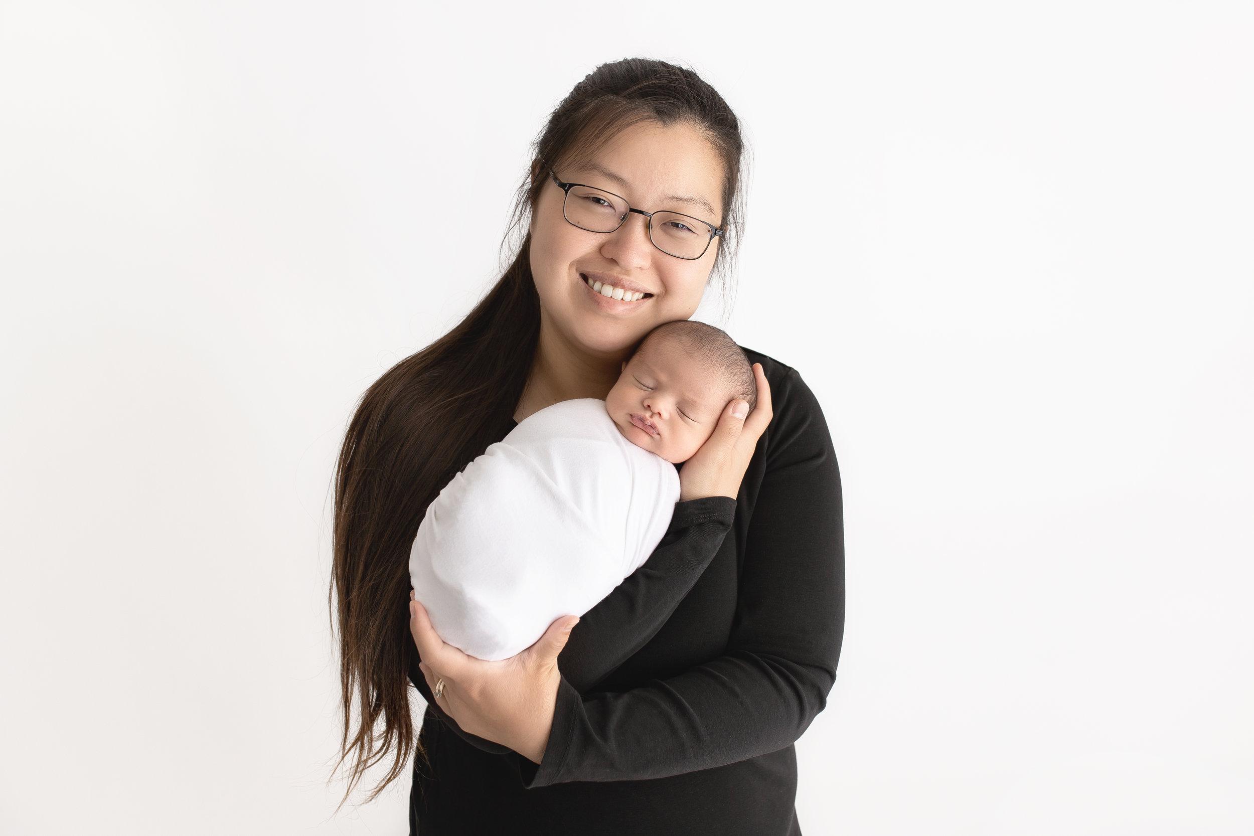 best baby photographer st-albert