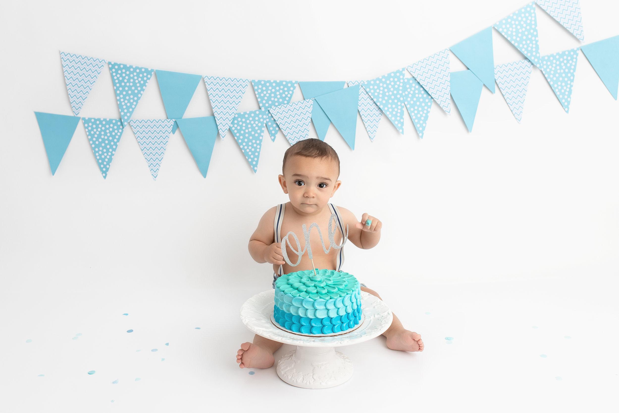 cake smash session edmonton