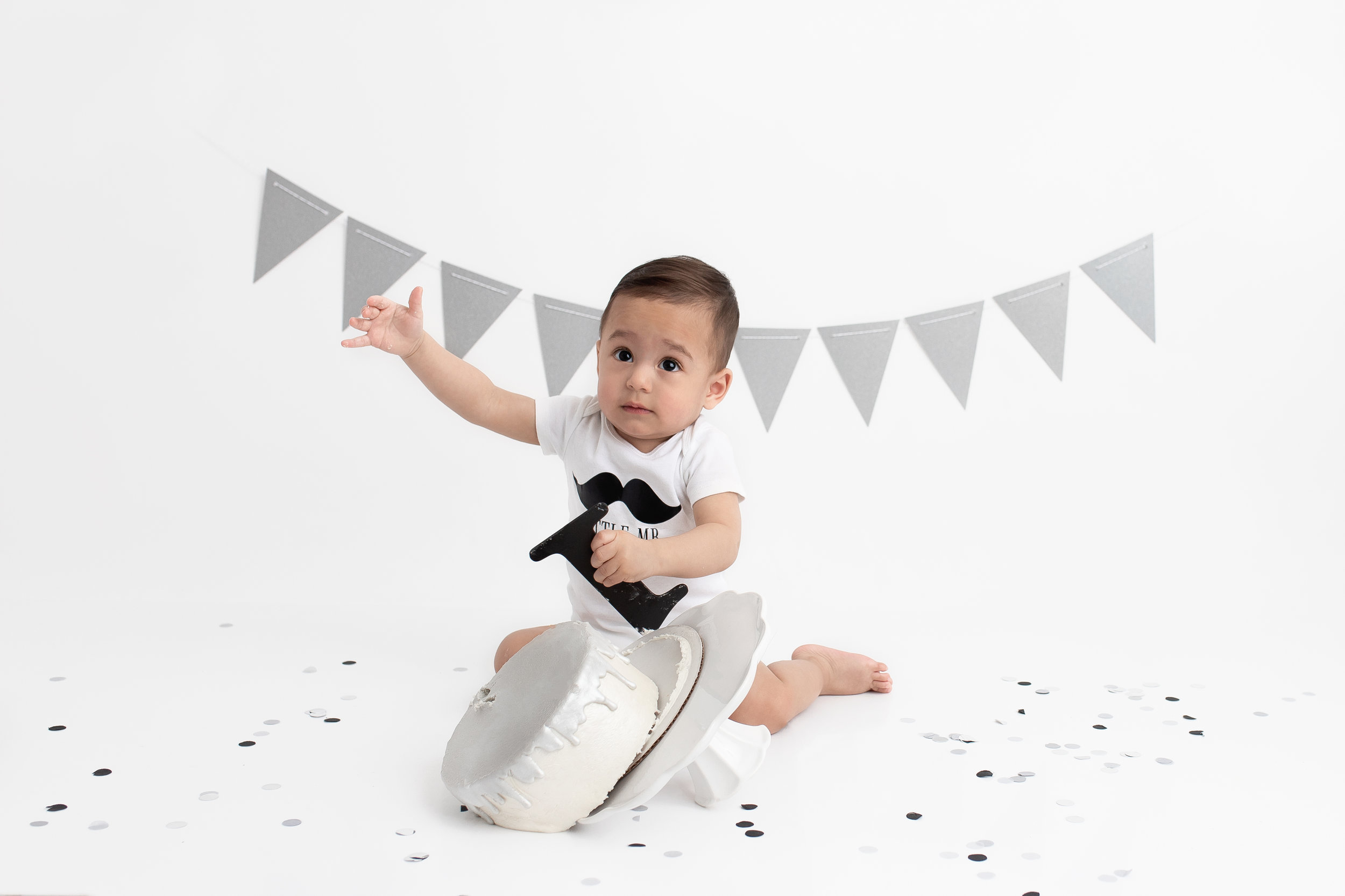 cake smash session edmonton best photographer edmonton milestone photo session baby photography st-albert