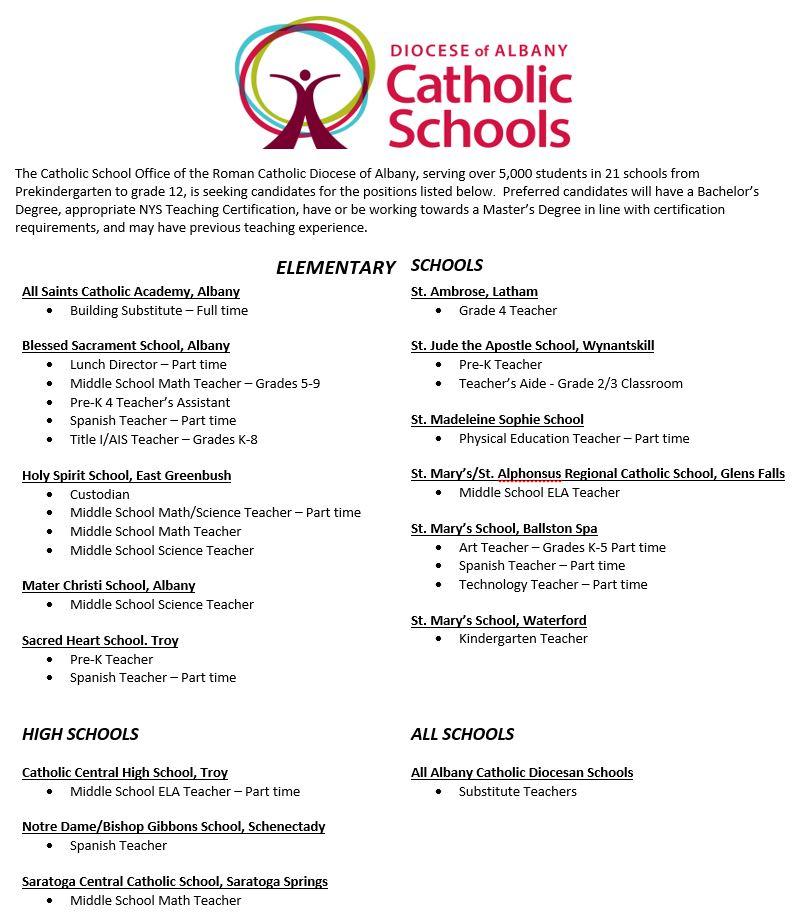 Diocese Job Posting.JPG