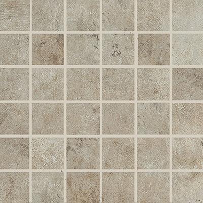 la roche Ecru naturale-anticata  mosaico 5x5 30x30 cm