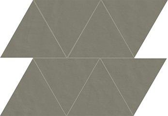 05 quarzo naturale  modulo triangolo 10x15 cm