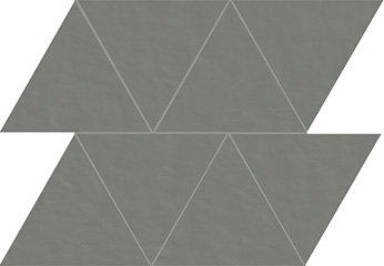 06 grafite naturale  modulo triangolo 10x15 cm