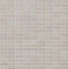 01 bianco lux  mosaico vetro lux d 30x30 cm