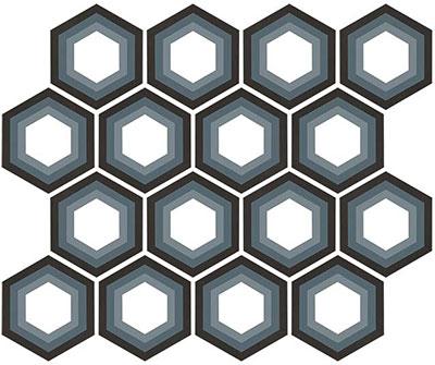 01 SHADES DECOR  70,8x61,4 cm