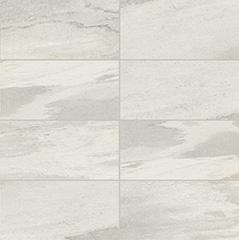 White glossy  modulo muretto 7,5x15 30x30 cm