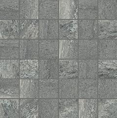 Plomb matte  mosaico 5x5 30x30 cm