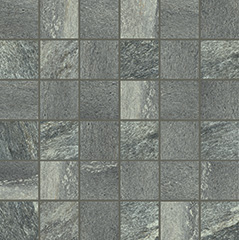 Green matte  mosaico 5x5 30x30 cm