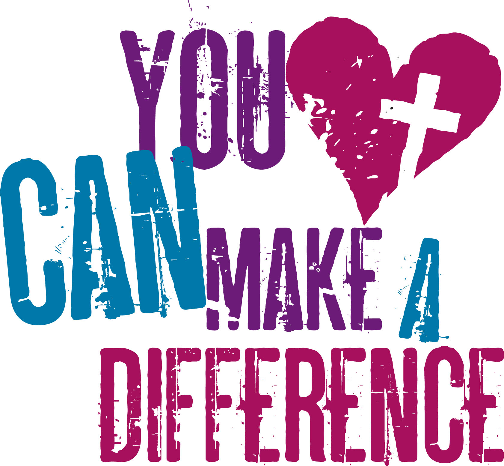 You Can Make a Difference, heart with cross.jpg