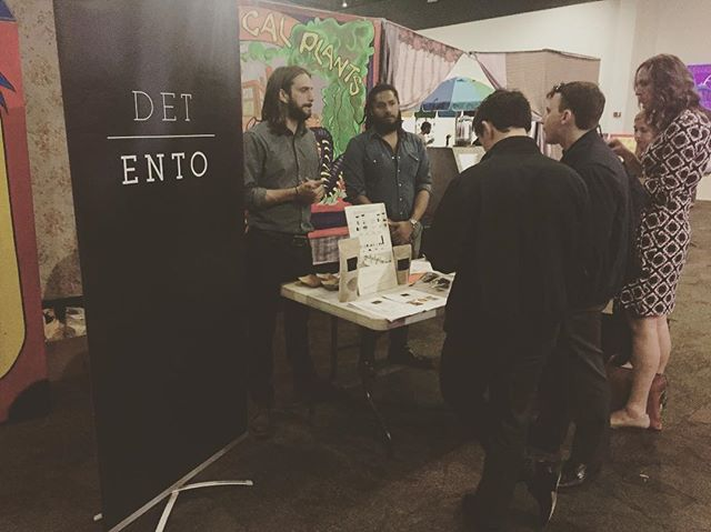 Michigan Science Center: A Bugs Night was a success! #cricketprotein #sustainable #environment #food #Detroit #michigan #agriculture #delicious #detentotho