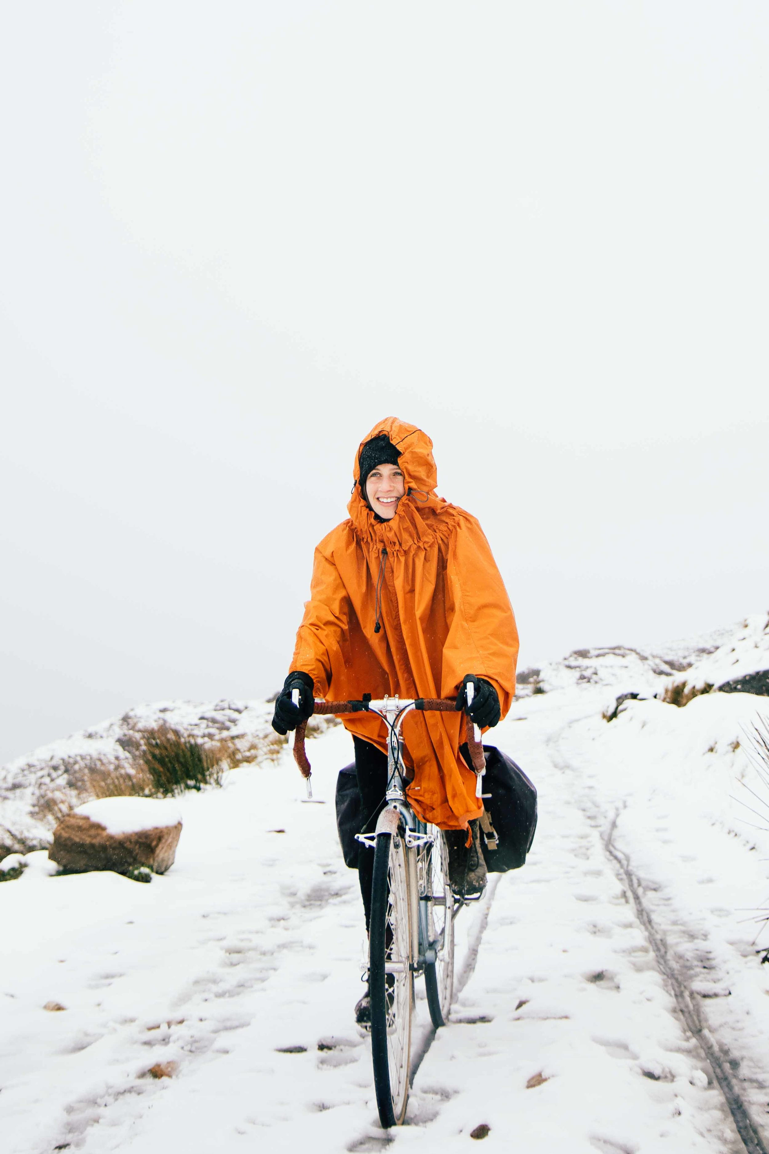 I am able to shoot and capture cycling in a wide variety of weather conditions.