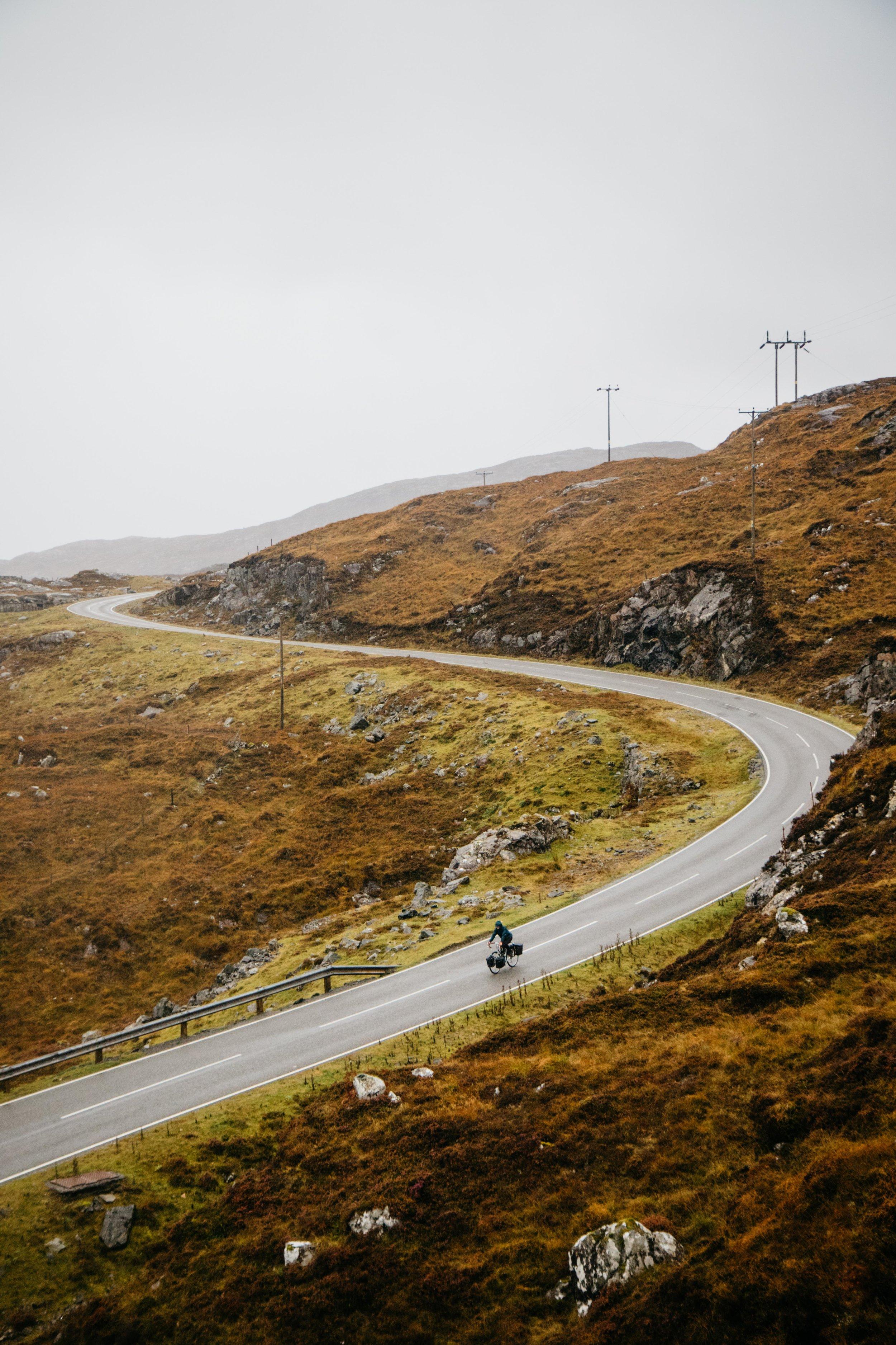 Road touring