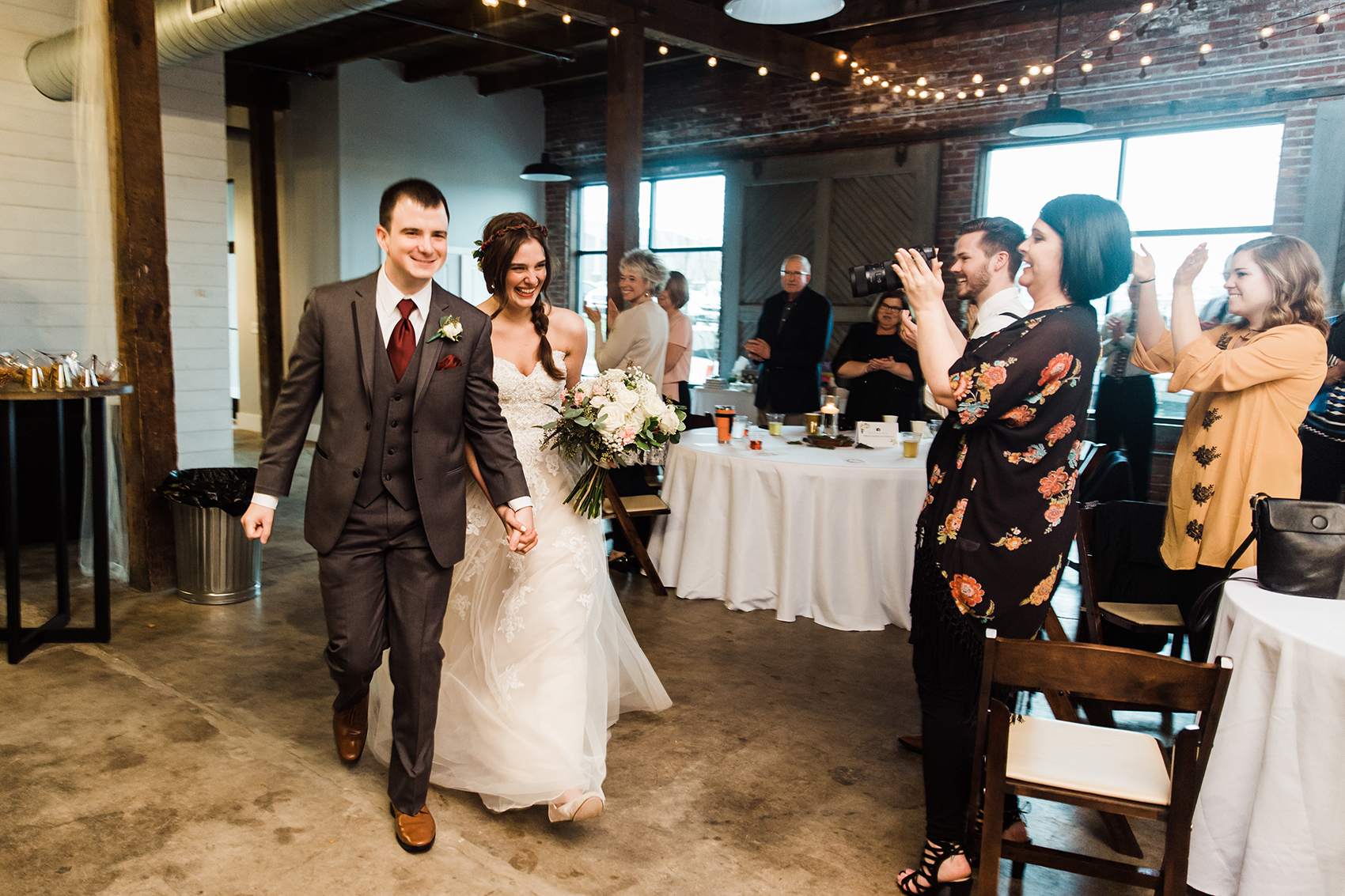 The Cannery Eureka Wedding Photography