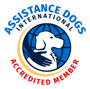 We are proud to be accredited by Assistance Dogs International!