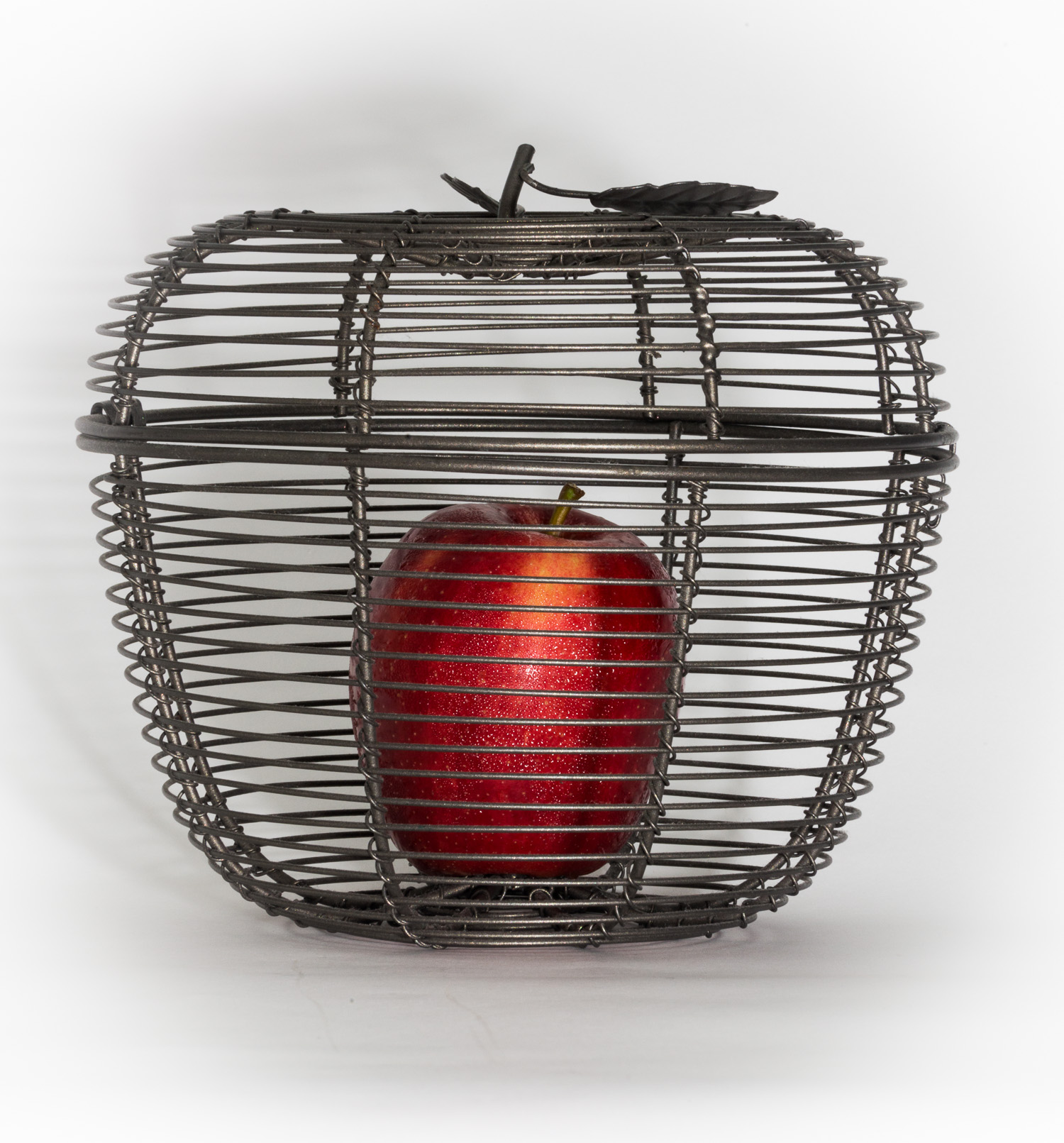 Caged Apple