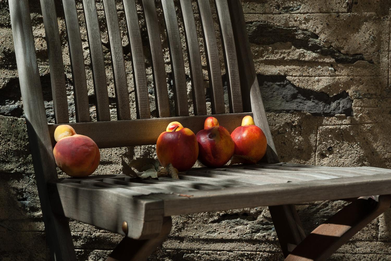 Three Strange Fruit Plus One