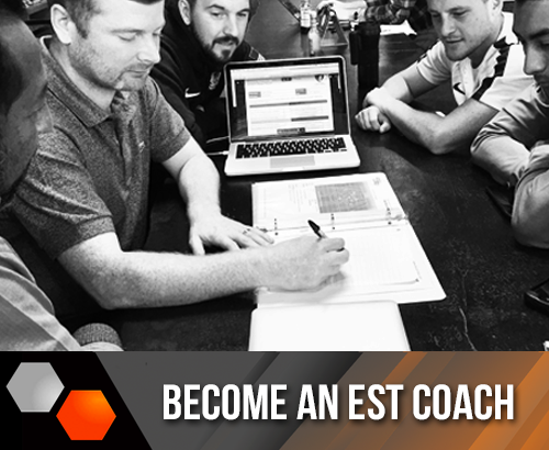 Become an EST Coach  EST is looking for ambition coaches who have a passion to make a difference in a young soccer player's life.