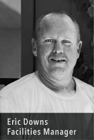 Brandon Bernhard Facilities Manager