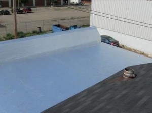 Here is the finished product. Peel & Seal® is designed to be permanently exposed to the elements and carries a 10-year limited warranty.