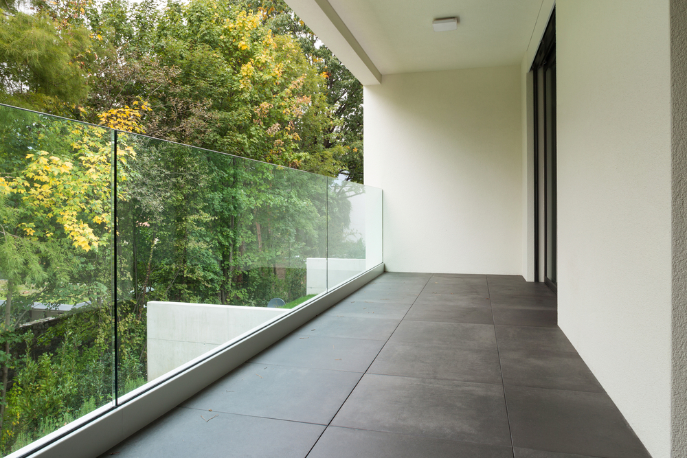 Tile Balcony Deck