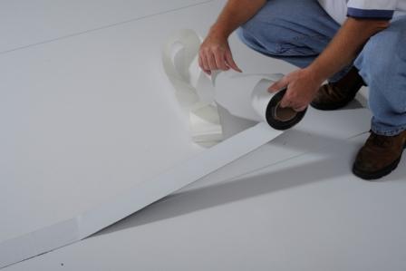 Peel & Seal® PowerBond™ White 250 Installation