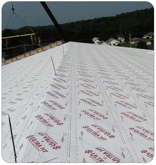Roofing Underlayments