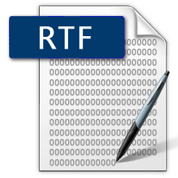 Rich Text Format