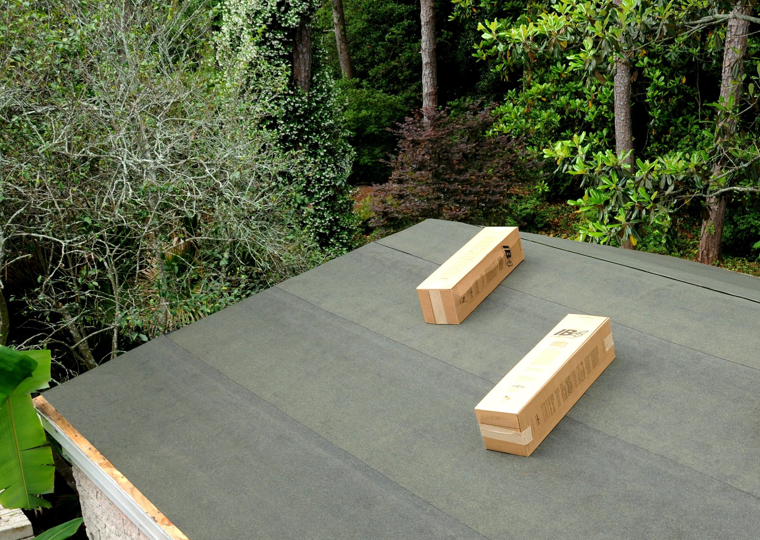 IB-4™ StormStopper offers 365 day UV exposure until the final roofing system is installed.