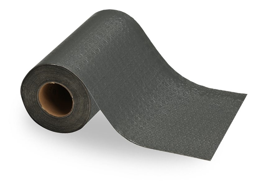 RidgeSeal™ is a 35 mil, self-adhering hip and ridge tape for use with clay and concrete tile roofs.