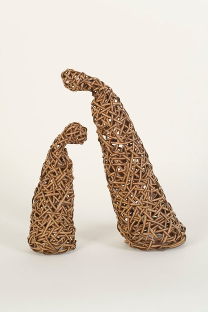 Baskets: Two Women