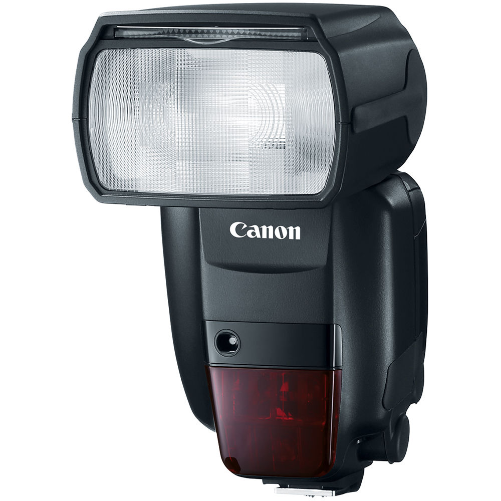 The Canon Speedlite 600EX-RT - Marlow can't live without it on the road