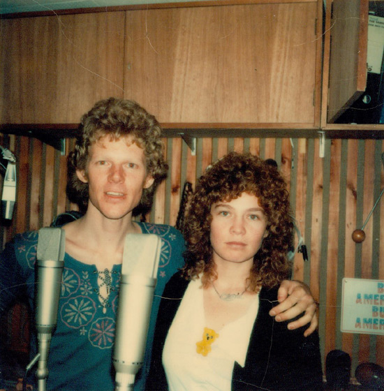 Mutt and Stevie Lange