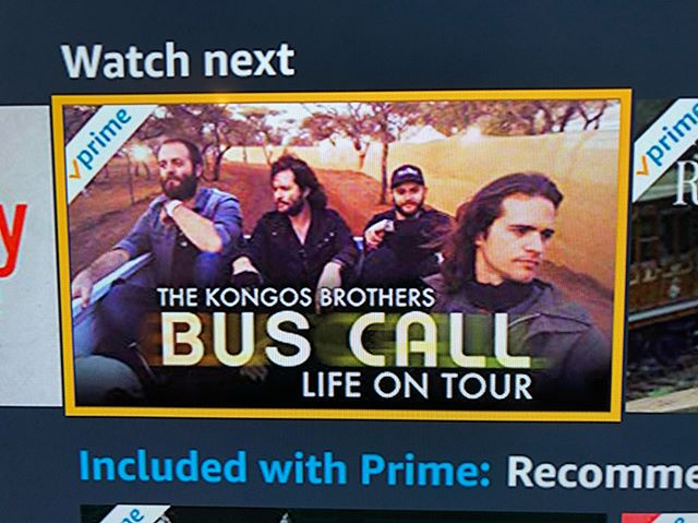 "Very excited to announce our 8 part docuseries ""Bus Call"" is NOW STREAMING on AMAZON PRIME. 📺@buscalltv"