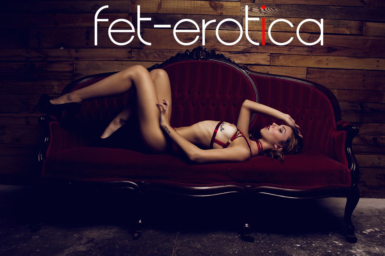 Fet-Erotica Team Model Olivia Mihelick