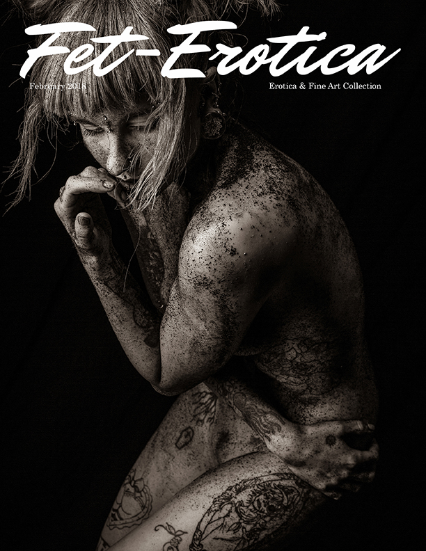 Erotica Cover Photographer Synthesis Art with Model Becky Spotts