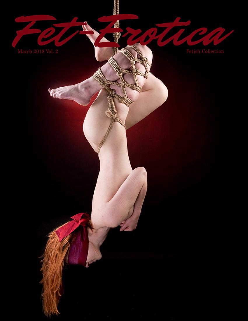 Fetish Cover - DEHENE Photography