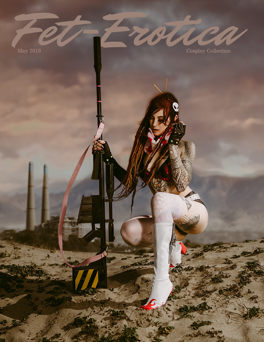 Cosplay Cover Photographer Resilience Pictures | Model Fractal Fox