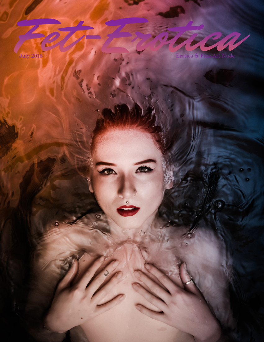 Photographer Jeff Thrower | Model Lilith Jenovax