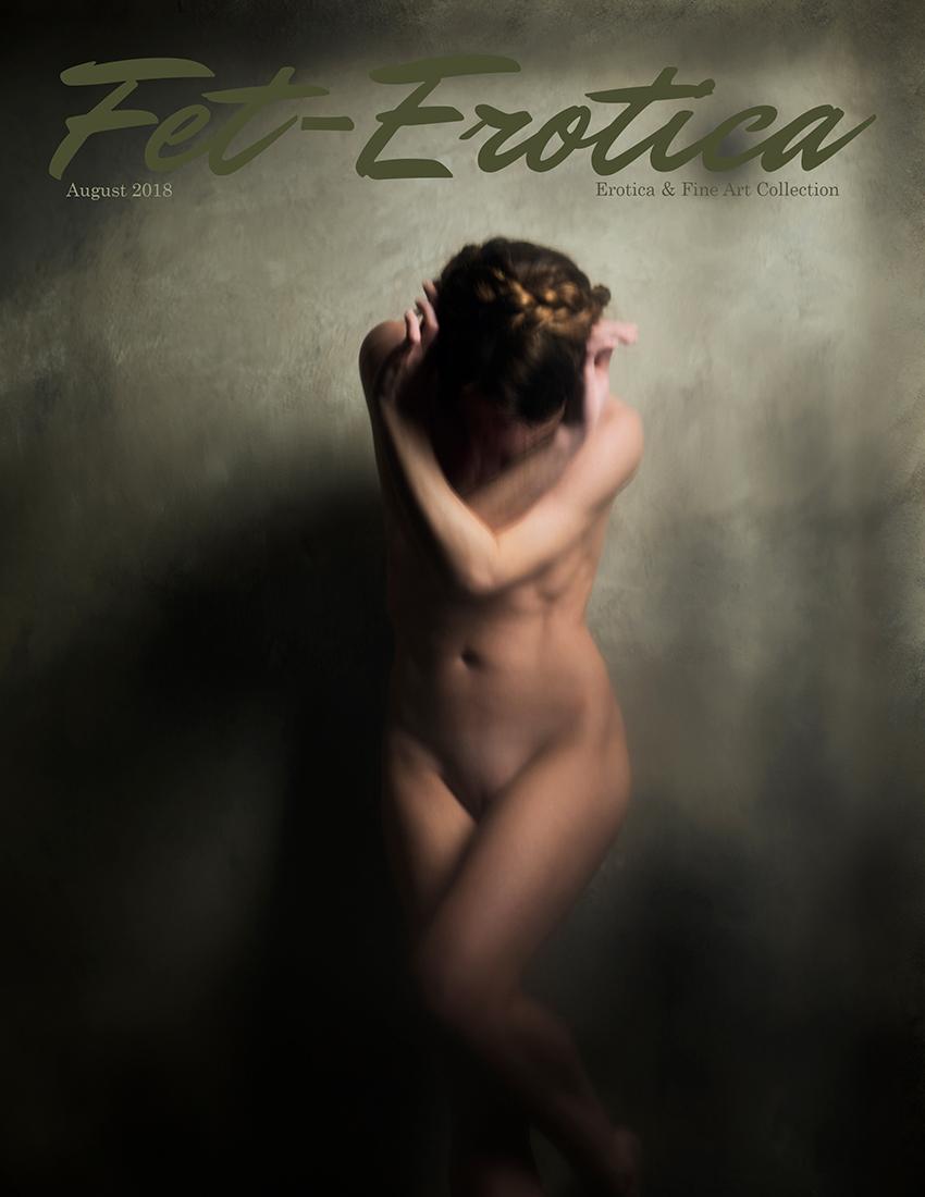 Erotica Cover | Photographer Dolf Walter | Model Miss Olga Margreta