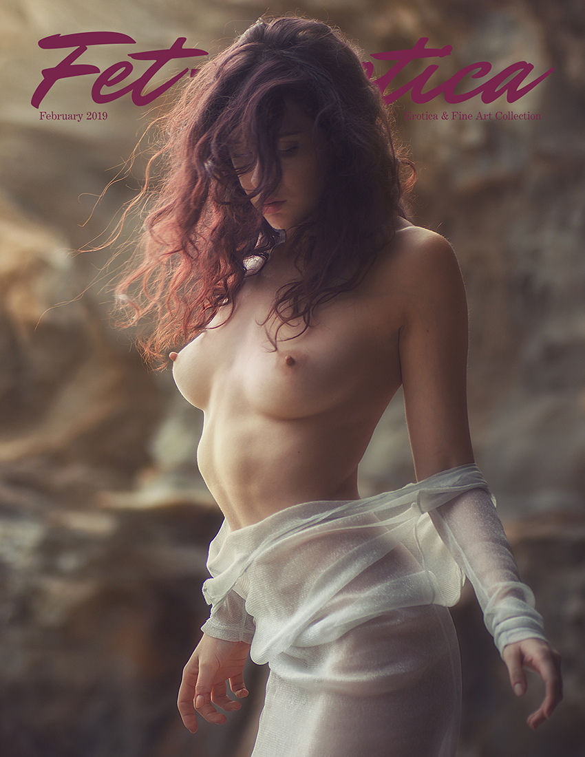 Erotica Cover | Photographer Paolo Lazzarotti | Model Herodiade