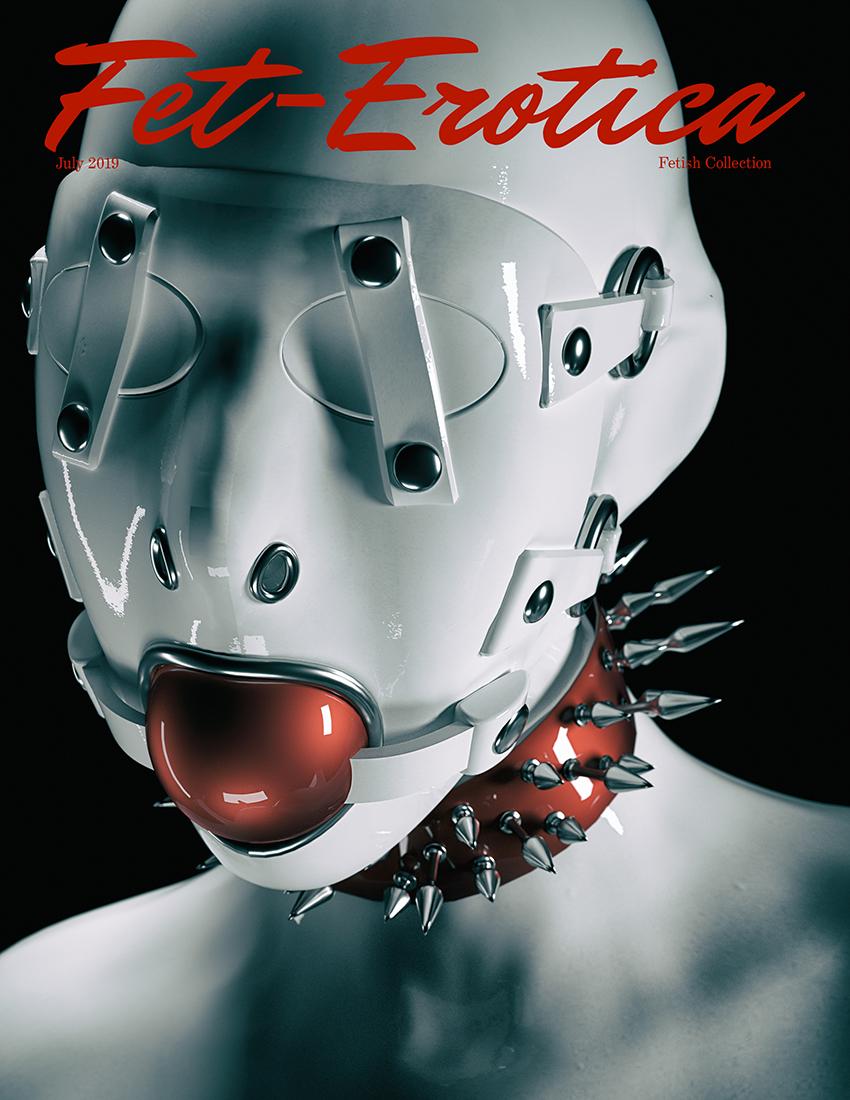 Fetish Cover | Photographer / 3D Artist Michael Findt