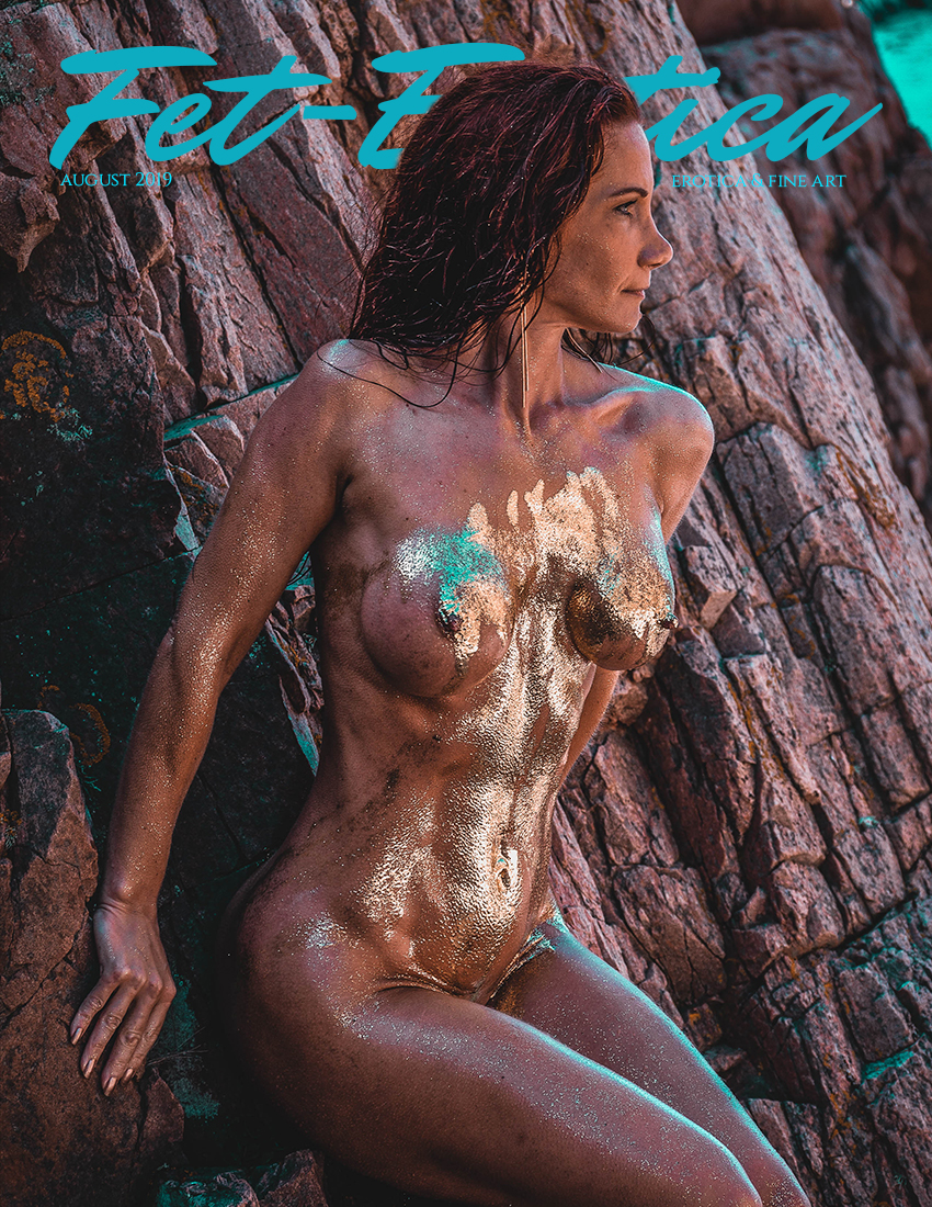 Erotica Cover Photographer G.W's Foto | Model Heloise